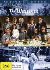 The Waltons : Season 6 (DVD, 2017, 6-Disc Set)