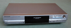 Panasonic DMR-E55 DVD Recorder Fully Working with remote and manual