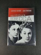 Alfred Hitchcock's Rebecca (DVD 2012) Joan Fontaine Laurence Oliver - New Sealed