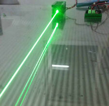 Focusable real 150mw green laser module with TTL burning laser power error <2%