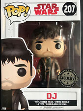 FUNKO STAR WARS THE LAST JEDI DJ EXCLUSIVE VINYL FIGURE