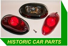 "Austin Healey Sprite Mk1 ""Frog/Bug Eyed"" 1958-60 - RED BRAKE/SIDE LAMPS"