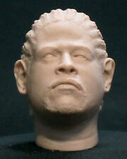 "Forest Whitaker RESIN UNPAINTED HEAD SCULPT, Action figures 1/6 scale 12"" A-72"