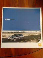 Renault Megane Hatch brochure Oct 2008 Irish market