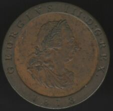 More details for 1813 isle of man george iii halfpenny coin | british coins | pennies2pounds