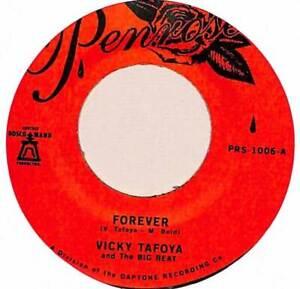 Vicky Tafoya & Big Beat - Forever - Penrose - Daptone Soul 45 HEAR