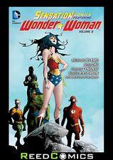 SENSATION COMICS FEATURING WONDER WOMAN VOLUME 2 GRAPHIC NOVEL Paperback #6-10
