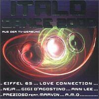 Italo Dance 2000 Neja, Gigi d'Agostino, Eiffel 65, Prezioso feat. Marvi.. [2 CD]