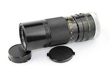 CANON FD S.C. 1:5.6 F=100-200mm Zoom Lens for A-1, AE-1, AV-1, T70, T50, T90..