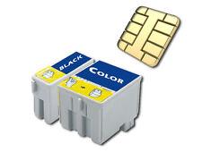 4 Druckerpatronen komp. für Epson Stylus Color 600