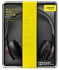 Jabra Revo Wireless Bluetooth On-Ear Headphones With Mic Black & High Definition