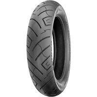 Shinko 130/80-17 (65H)  777 Front Motorcycle Tire Black Wall for Suzuki