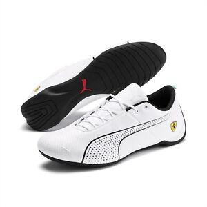 Zapatillas Deportivas De Hombre Blancas Puma Puma Ferrari Compra Online En Ebay