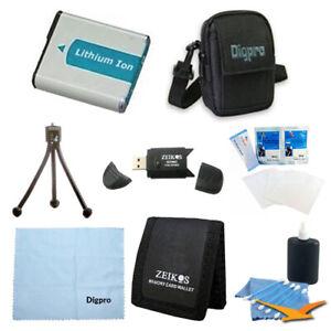 NB-11L Battery 8 pc Kit Canon Powershot SX400 SX410 ELPH 180 170 160 350 150