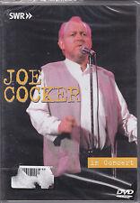 JOE COCKER - in concert DVD