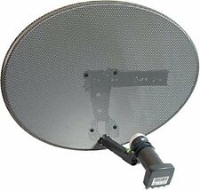 SKY Zone 1 Satellite Dish  With Quad LNB