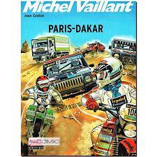 Michel vaillant 41 paris-Dakar coureur BD 9783864620966 J. GRATON LP 60er