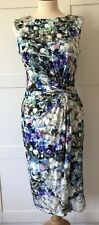 PHASE EIGHT, Printed Body Con Dress, Size 10, EXCELLENT CONDITION RRP £120