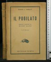 IL PUGILATO. Edwin L. Haislet. Editoriale Olimpia.