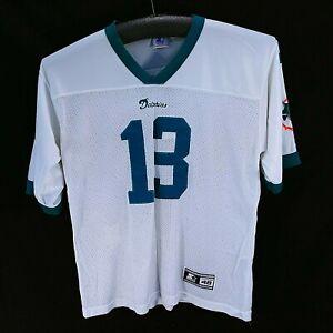 Miami Dolphins Dan Marino Jersey Large 48 Starter Apparel NFL Football
