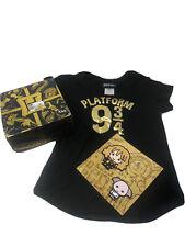 Girls' Harry Potter Short Sleeve T-Shirt Surprise Box Set XS/S