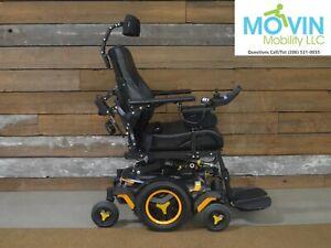Permobil M3 Corpus Rehab Electric Wheelchair w/ Power Tilt Recline Legrest