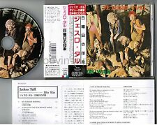 JETHRO TULL This Was JAPAN CD TOCP-7813 w/OBI+P/S BOOKLET+INSERT 1993 issue