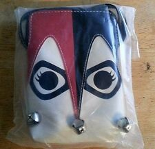 San Diego Comic Con 2014 Exclusive_HARLEY QUINN Crossbody Purse_New and Unopened