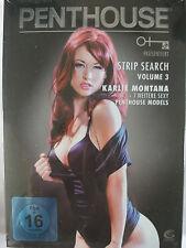 Penthouse HD Erotic-Strip Search Vol. 3 KARLIE MONTANA-rohaarig, 8 Hot Girls