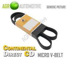 CONTINENTAL DIRECT MICRO-V MULTI-RIBBED BELT OE QUALITY - CD4PK665