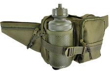 Mil-Tec Tactical MOLLE Fanny Pack w/ Bottle Festival Military Survival