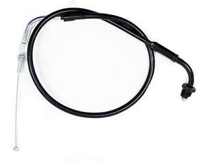 MOTION PRO 2008-2009 Suzuki GSX-R600 BLACK VINYL THROTTLE PUSH CABLE 04-0289