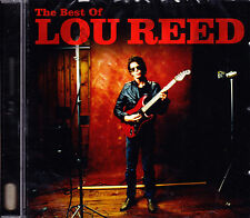 LOU REED the best of CD NEU OVP/Sealed