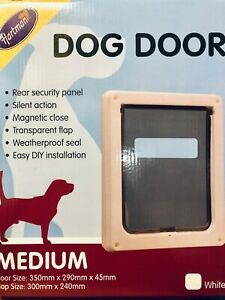 MEDIUM DOG DOOR Hartmann 290mm X 350mm
