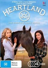 Heartland - Series 10 DVD [New/Sealed] Aust Release