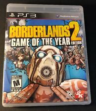 Borderlands 2 [ Game of the Year Edition / GOTY ] (PS3) USED