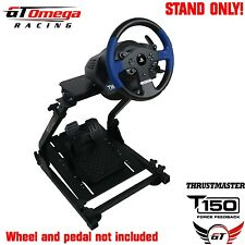 GT Omega Steering wheel stand PRO for Thrustmaster T150 RS Racing wheel for PS4