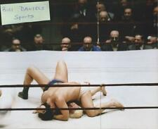 ARGENTINA VITTORIO APOLLO VS TARZAN TYLER MADISON SQUARE GARDEN 1966  PHOTO 1