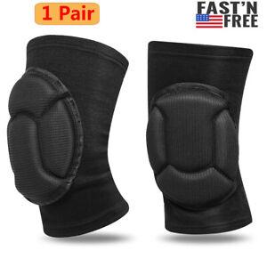 1Pair Knee Pads Kneelet Construction Work Safety Brace Leg Protectors Gear 2x
