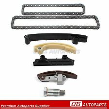 Timing Chain Kit w/ Upper-Single Row Chain for 99-02 VW Jetta Golf 2.8L VR6 AFP