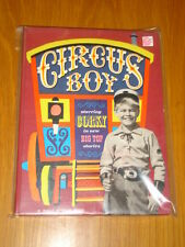 CIRCUS BOY DAILY MIRROR BOOK BRITISH ANNUAL 1959 F/VF <
