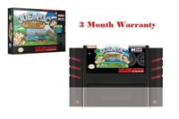 Retro-Bit Joe & Mac Ultimate Caveman Collection SNES Cartridge  Super NES