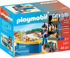 Playmobil City Life 9457. Cantina. Más de 5 años. 46 piezas