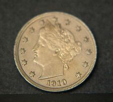 1910 Liberty Nickel Choice BU  (C4640)