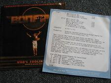 Bonfire-Who´s Foolin Who 7 PS-Promo Sheet-1990 Germany-Metal-45 U/min-Misprint