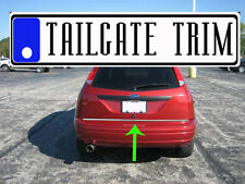 Ford FOCUS Hatchback 2000 - 2007 Tailgate Trunk Trim
