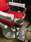 Antique/Vintage Style Koken / Kochs Reproduction Barber Chair Armrest Ashtray