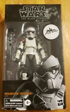 Star Wars The Black Series 6? Mountain Trooper Galaxy?s Edge Target Exclusive