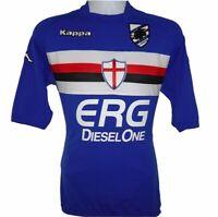 2005-2007 Sampdoria Home Football Shirt, Kappa, XL (Excellent Condition)