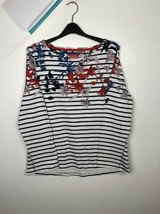 Joules Top Size 14